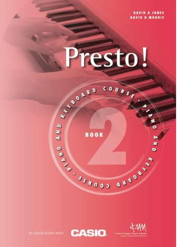 Casio pmb-02 Piano y Teclado curso – Libro 2: Amazon.es ...