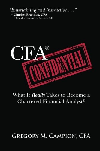 CFA Confidential: What It Really Takes to Become a Chartered Financial Analyst