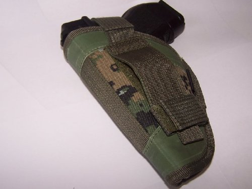 Small Arms Belt Holster - 8