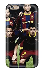 New Premium Amazing Barcelona Fc Team Football Sports Skin Case Cover Excellent Fitted For Iphone 6
