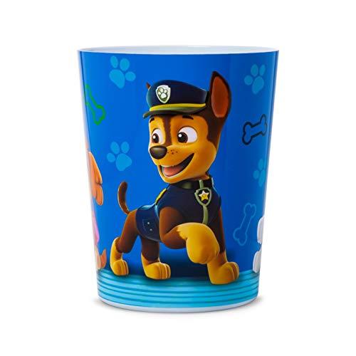 Wastebaskets Kids (PAW Patrol Kids Children Toddler Bedroom Bathroom Wastebasket Bin Trash Can Basket)