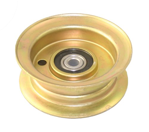 Husqvarna 532177968 Flat Idler Pulley For Husqvarna/Poulan/Roper/Craftsman/Weed Eater (Sears Leaf Blower Parts)