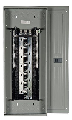 - Siemens S4260L3225 225-Amp Indoor Main Lug 42 Space, 60 Circuit 3-Phase Load Center, Aluminium Bus
