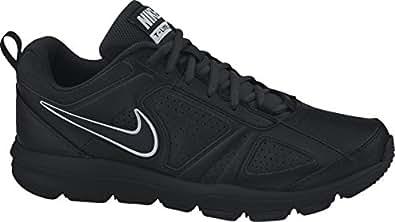 Nike T-LITE XI, Men's Fitness & Cross Training Shoes, Black (Black/Metallic Silver 007), 7 UK (41 EU)