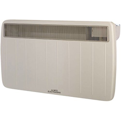 Dimplex PLX1500TI 1.5kW 1500W Wall Mounted Electric Panel Convector Heater with 24Hr Timer.