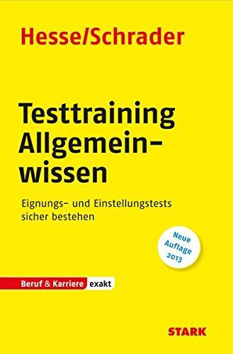 hesse-schrader-exakt-testtraining-allgemeinwissen