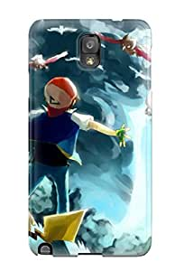 Defender Case With Nice Appearance (pokemon) For Galaxy Note 3
