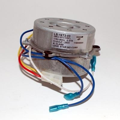 Haier AC 4550 205 Motor Fan Ls 16T2
