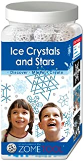 product image for Zometool Ice Crystals and Stars Science Kit