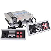 hengjieshangmao Retro Game Console, AV Output NES Console Built-in Hundreds of Classic Video Games