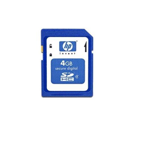 HP 4GB Sd Flash Media Kit by HP