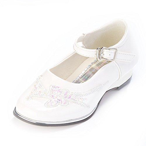 festlicher Mädchenschuh Lea, Grössen Schuhe:26;Farbe:Beige