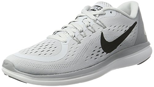 RN Grey Platinum Women's Shoe Donna Nike Grey Sense 002 Black Indoor Scarpe Grigio Cool Running Wolf Free Sportive Pure qSwnZxRE7