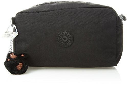 Kipling Gleam Cosmetic Bag, Black