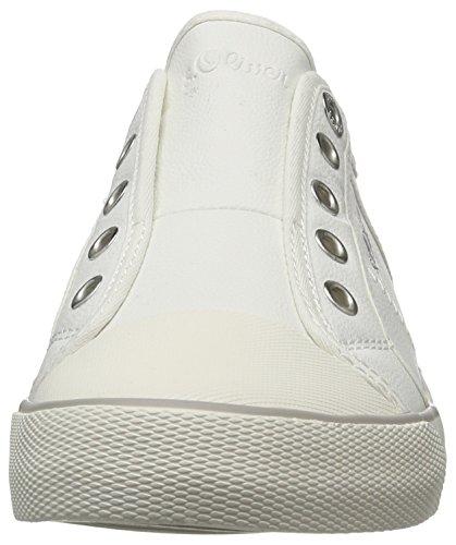 S.oliver Ladies 24626 Sneaker White (bianco 100)