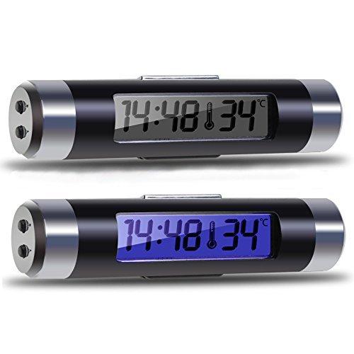 backlight car clock - 7