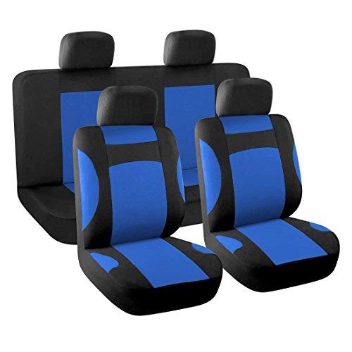blue seat covers honda accord - 9