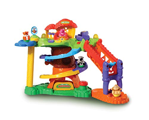 VTech ZoomiZoos Tree House: Amazon.es: Bebé