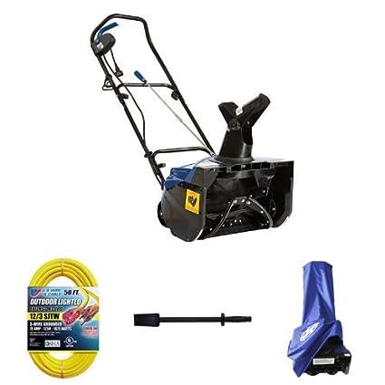 Amazon Com Snow Joe Sj620 18 Inch 13 5 Amp Electric Snow Thrower
