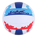 Fashionable Soft Play Outdoor Volleyball, Colorful Pattern