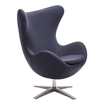 zuo skien arm chair iron gray amazon co uk kitchen home rh amazon co uk