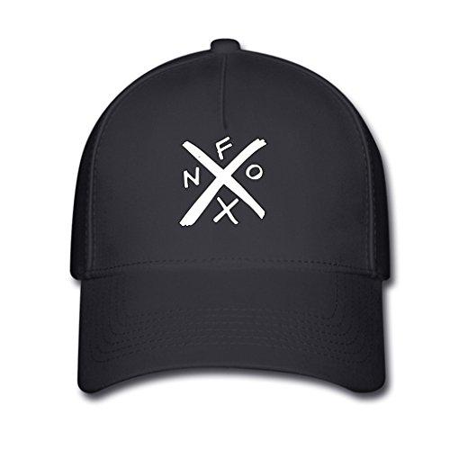 ruth-nofx-band-logo-unisex-snapback-hats-adjustable-print-baseball-caps