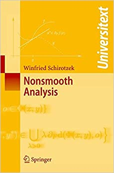Book Nonsmooth Analysis (Universitext)