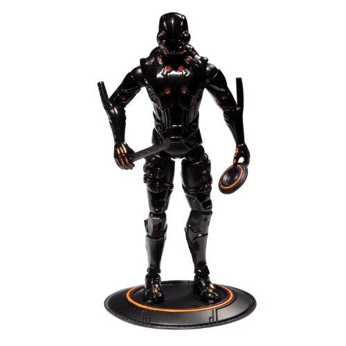Tron Legacy Figures Light (Disney Tron Legacy Black Guard 3 Inch Light Up Action Figure)