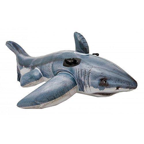 Hinchable Tiburón/Montura/FLOTADOR ANIMAL/Animal hinchable ...