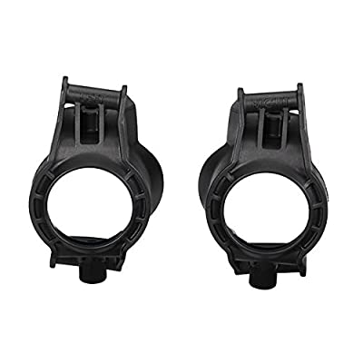 Traxxas 7732 X-Maxx Caster Blocks (pair): Toys & Games