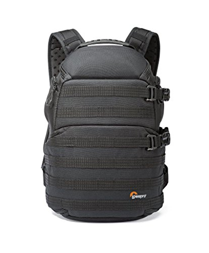 - Lowepro ProTactic 350 AW - A Professional Camera Backpack for 1-2 Pro DSLR Cameras and 13