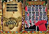 Monty Python: Holy Trinity (Monty Python and the Holy Grail / Life of Brian / The Meaning of Life) (with T-Shirt and ''Monty Python Speaks'' Book)