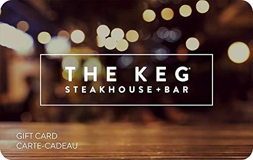 The Keg Steakhouse Gift Card image link