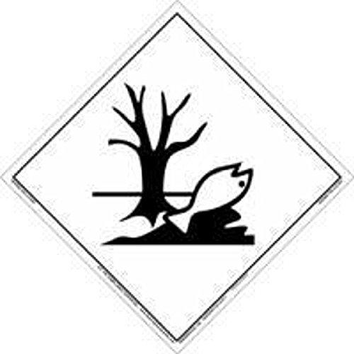 Marine pollutant 300/x 300 Set 4/Etichette di segnalazione imdg-adr classe P