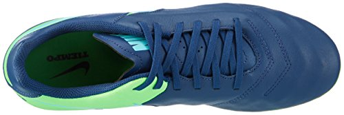 rage Ii Blau Herren Fg Leather Green Blue Fußballschuhe Tiempo Coastal Genio Blue Polarized NIKE q7wRtq