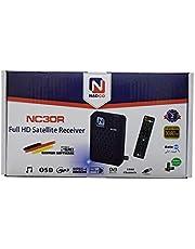 NADCO FTA Full HD Mini Satellite Receiver - NC30R
