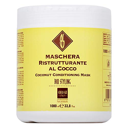 Coconut Conditioning Mask - Ever Ego -  Coconut Conditioning Mask 1000ml