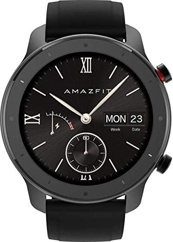 Xiaomi Smartwatch Amazfit GTR Lite 4