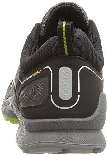 ECCO Biom Ultra, Herren Sneaker Schwarz