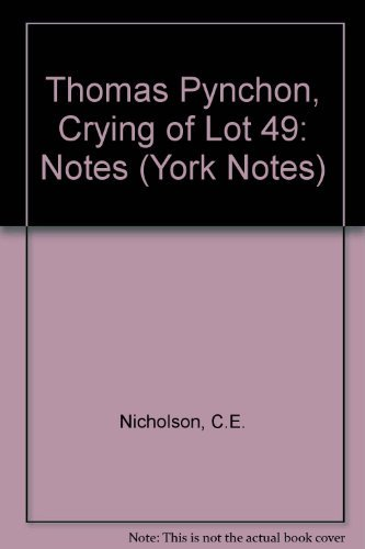 Examples List on The Crying Lot 49