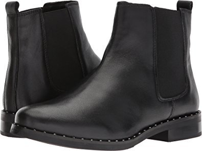 Boots Size Indya Womens Steve Leather On Pull Madden 5 Chelsea Black M 5 Ankle XqFax1Swa