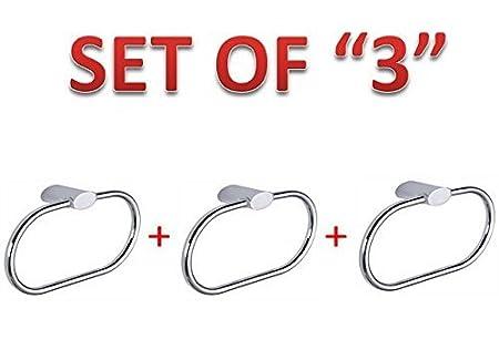 PlutoMax Napkin Ring   Towel Ring   Napkin Holder   Napkin Stand   Towel Holder   Stainless Steel