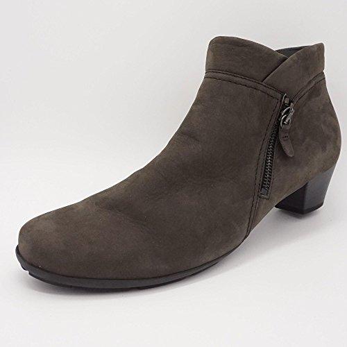 Gabor - Botas de Piel para mujer gris gris
