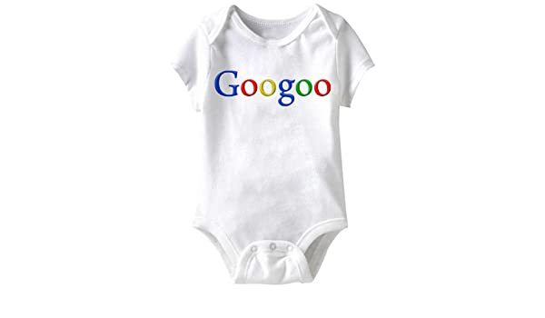 0024616880d0 Amazon.com  Baby Funny Romper Search Infant White Babies Creeper  Clothing