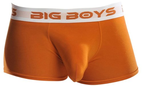 Arancione Low Slip ascesa di Big Boys