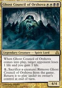Magic: the Gathering - Ghost Council of Orzhova - Guildpact