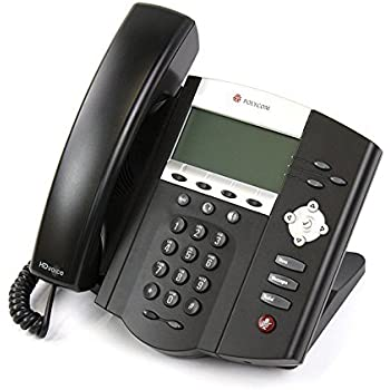 amazon com polycom soundpoint ip 450 with power supply voip rh amazon com Polycom IP Phones Manual Polycom IP Conference Phone