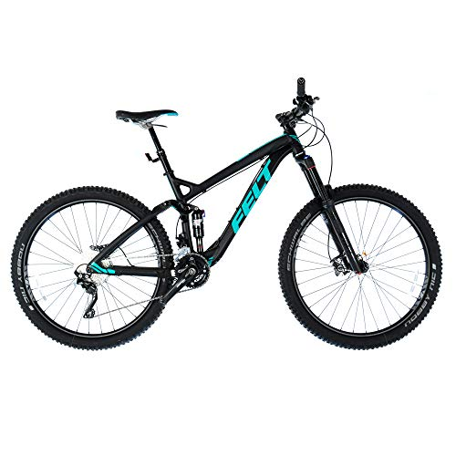 FELT Decree 30 Trail 27.5 Full Suspension MTB Mountain Bike / 18