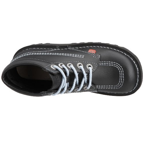 Core Kickers Sky Black Noir Bottes Hi Femme Black rrCqw57