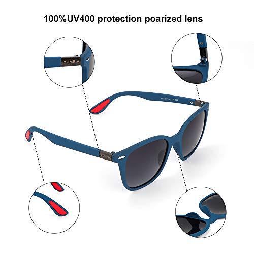 Amazon.com: YUMEIA Gafas de sol polarizadas universales de ...